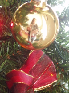 Me in an ornament